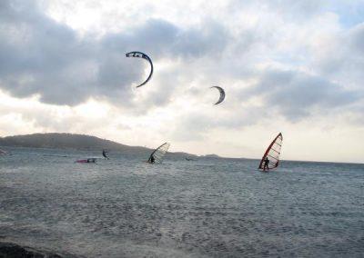 Kite et Wind surf