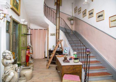Domaine Saint Dominique - Acces chambres 01