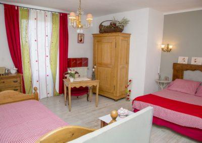 Domaine Saint Dominique - Chambre Rouge 06