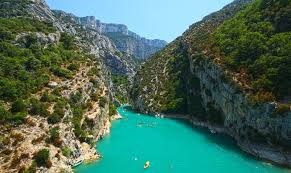 Getaway in the Verdon