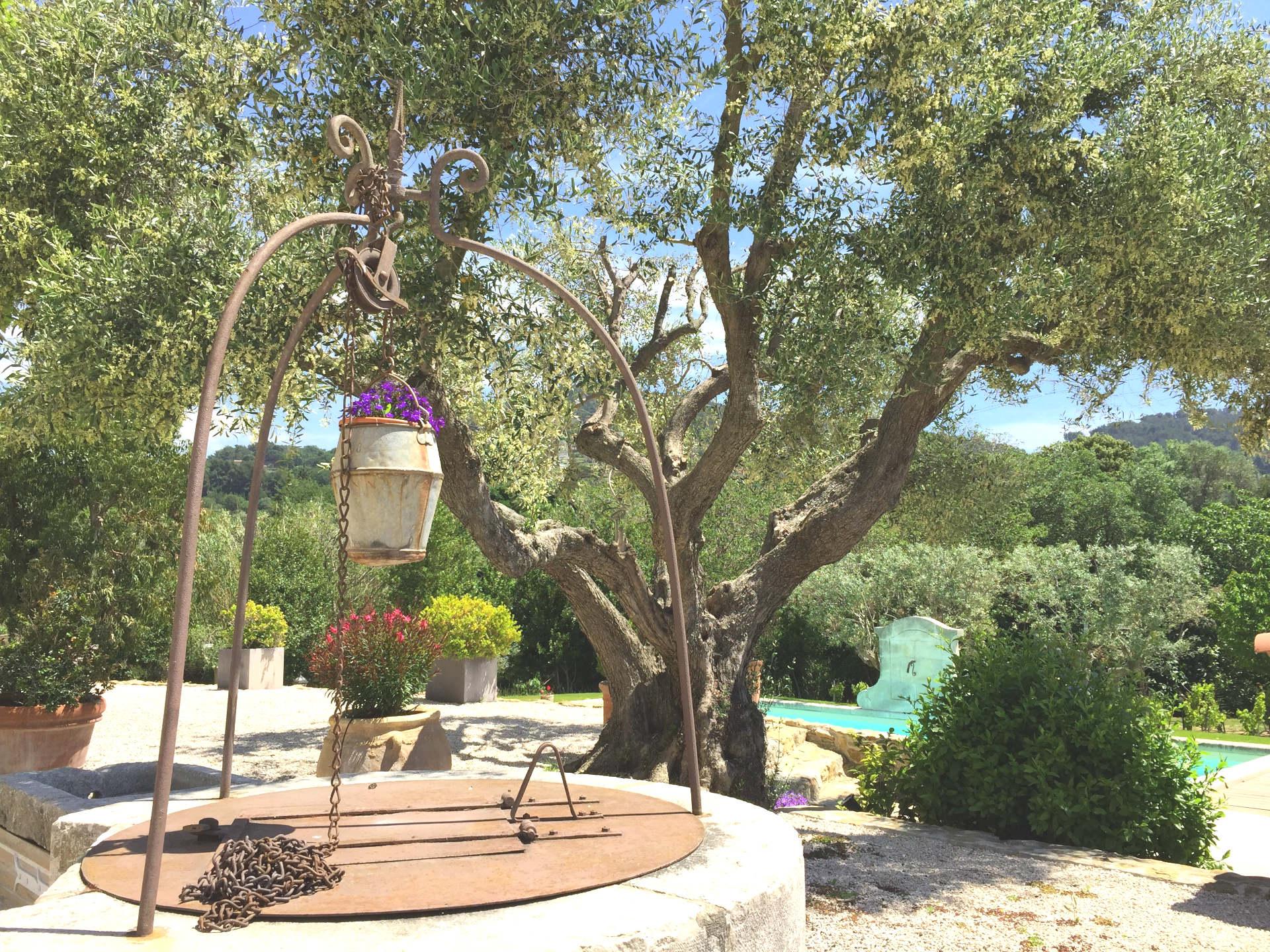 Maison d 39 h tes de charme en provence saint cyr sur mer for Louis jardin wine