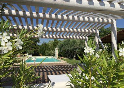 Bastide Fontvieille Pool house 4 BD[1]