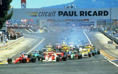 Grand prix de Formule 1 au Castellet