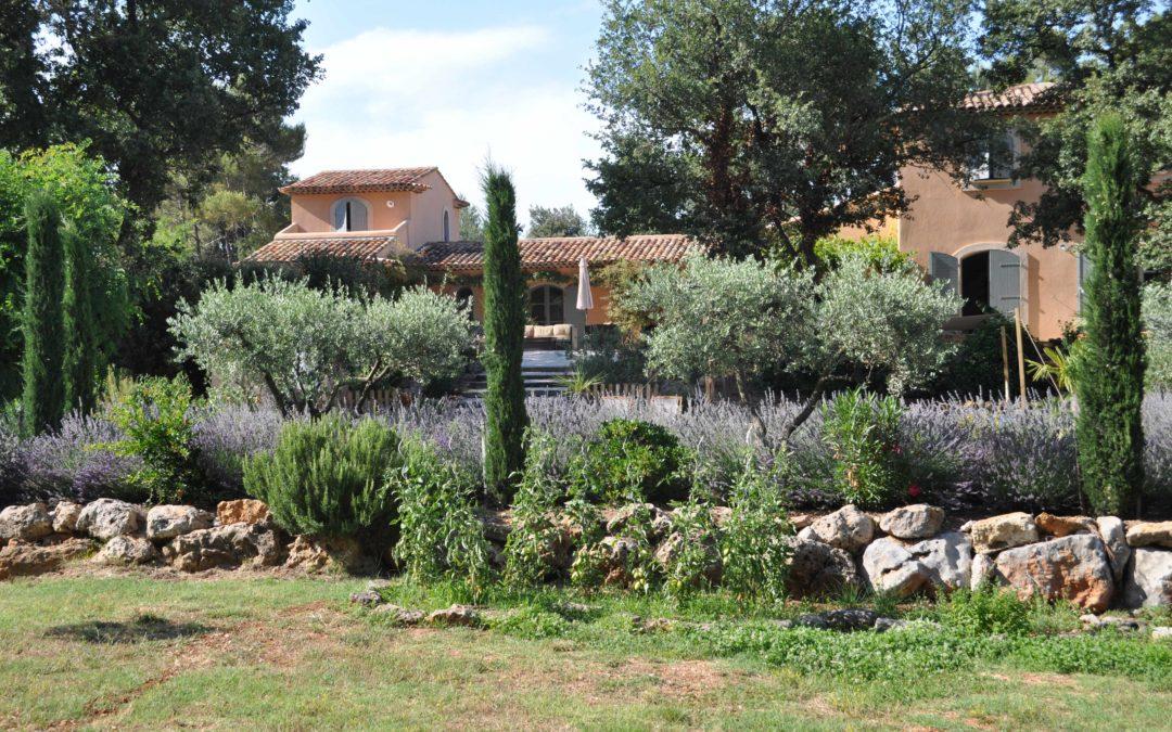 Le Clos Geraldy, Chambres d'hôtes de Charme en Provence avec Spa.