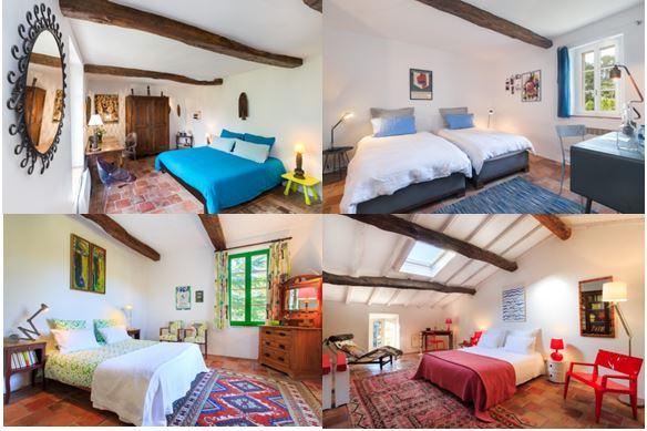 chambre hotes Provence