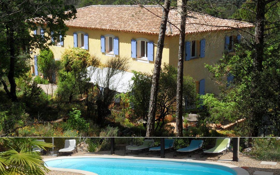 Bienvenu à Bras au cœur de la Provence Verte