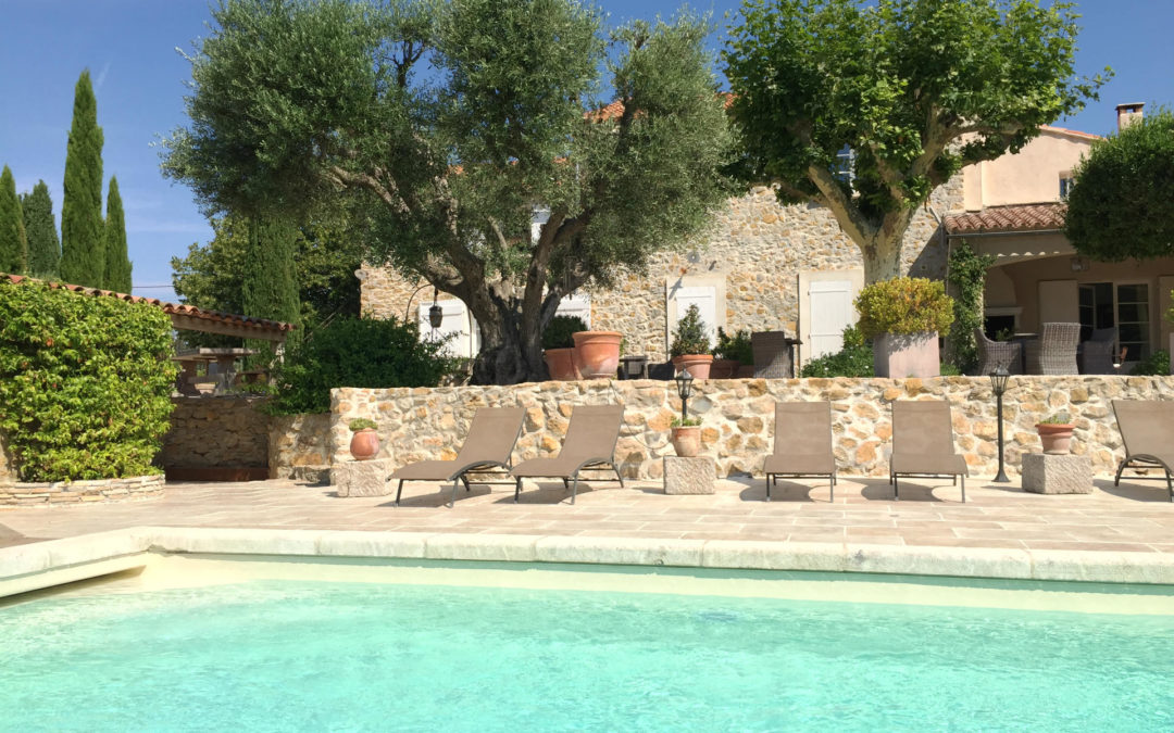 La Bastide de Fontvieille, maison d'hôtes de Provence entre mer azur et campagne provençale