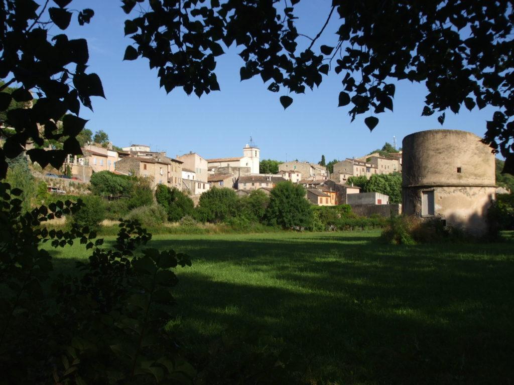 Bras au cœur de la Provence Verte