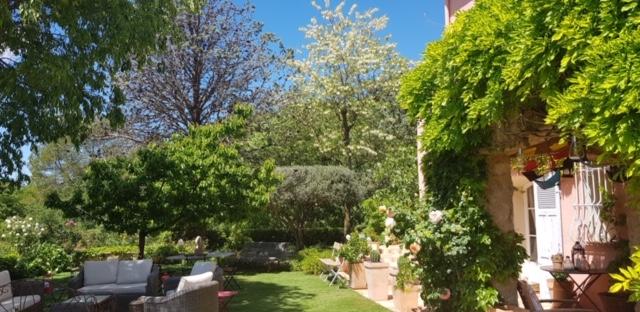 jardin sud de la France