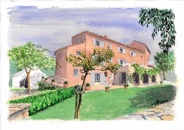 maison d'hôtes provence