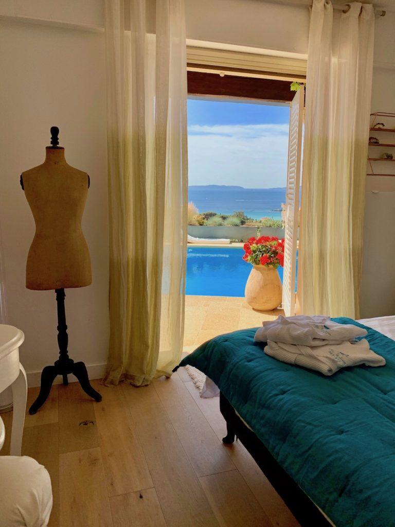 Les chambres d'hôtes de la Villa Thalassa