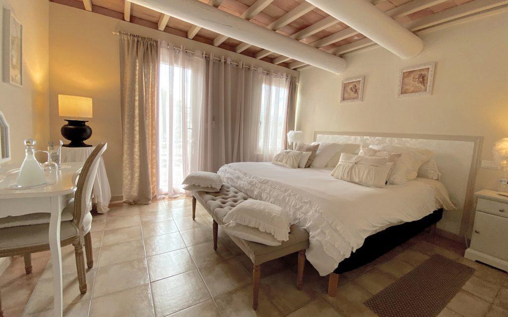 chambres du Mas de Cotignac